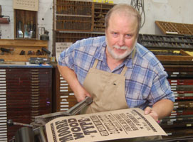 MOORE WOOD TYPE